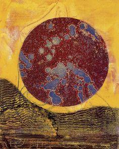 Max Ernst,Rien ne va plus, 1973.