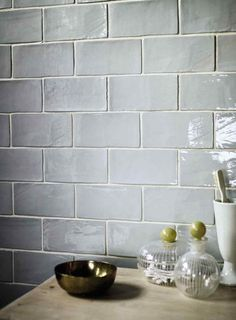 23 Kitchen Tile Backsplash Ideas, Design, and also Ideas Wall And Floor Tiles, Wall Tiles, Rustic Kitchen, New Kitchen, Kitchen Decor, Kitchen Grey, Sunroom Kitchen, Kitchen Centerpiece, Kitchen Walls