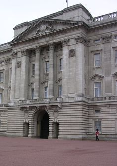 Buckingham Palace is the official London residence and principal workplace of the British monarch. Located in the City of Westminster, England. Originally known as Buckingham House, the building which forms the core of today's palace was a large townhouse built for the Duke of Buckingham in 1705 on a site which had been in priva te ownership for at least 150 years.