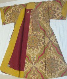 Rather Fabulous Star-Patterned Kaftan – Ottoman Turkish Garment Database