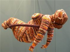 crochet knit unlimited: Crazy crochet: flying fatties JULIA USTINOVA