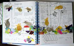 varka: Inspiration: Fiona Watt — 1000 things to make and do Fiona Watt, Waldorf Crafts, Crafts For Kids, Children, Drawings, How To Make, Inspiration, Crafts For Children, Young Children