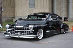 1947 Cadillac #1949cadillacconvertibleclassiccars