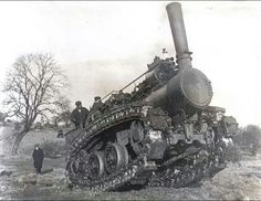 Steam-tank Military Vehicles, Steampunk, Army Vehicles