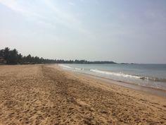 Playa Hikkaduwa. Conoce las Mejores #Playas de #SriLanka en Desarrollo Peregrino, tu blog de #viajes. #Asia #OceanoIndico