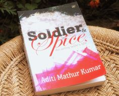 Book 'Soldier and Spice' by Aditi Mathur Kumar, an enjoyable read for every Army wife. #IndianArmy