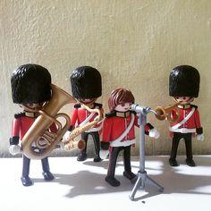 Royal Band #playmobil #playmo