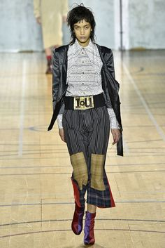 Vivienne Westwood Fall 2017 Menswear Collection - Fashion Unfiltered