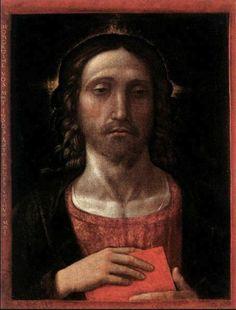 Andrea Mantegna - Christ the Redeemer