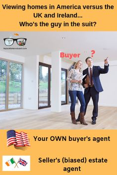What are the differences in the steps to buying a home in America compared to buying in the UK and Ireland? Usa House, Home Buying, Open House, Ireland, Finance, Real Estate, Advice, Stuff To Buy, Real Estates