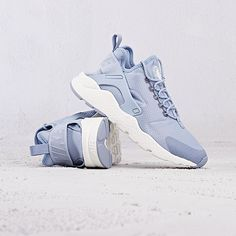 Nike-W AIR HUARACHE RUN ULTRA-Blue Grey/Blue Grey--1483288