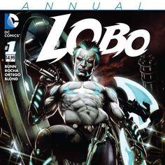 #lobo #superman #dc #dccomics #comics #popular #art #nerd #geek #nerdy #villain