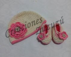 Set gorra y zapatos