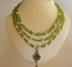 strand necklace - Google Search