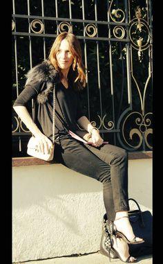#YolandaSacristan, directora de Vogue España.