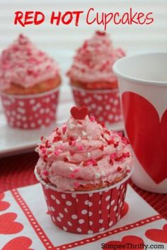 Red Hot Cupcakes: Re