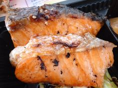 here are different styles in cooking salmon. One of the favorites is the scrumptious teriyaki salmon. This is cooked according to the famous Japanese teriyaki style. This gives it a unique Asian taste with a lot of health benefits. Salmon is known to contain Omega-3 and helpful vitamins, minerals and acids good for the body. Japanese Teriyaki, Teriyaki Salmon, Cooking Salmon, Omega 3, Salmon Recipes, Health Benefits, Minerals, Vitamins, Turkey