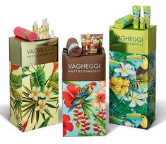 Tropical Summer on Packaging of the World - Creative Package Design Gallery