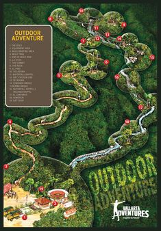 """Puerto Vallarta """"Outdoor Adventure"""" Get on a boat, go to an Island, ride a mule up a Mountain, zip line and rappel down the mountain!"""