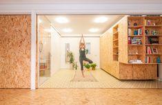 Galeria de Escritório PKMN Architectures cria casa flexível em Madri - 21