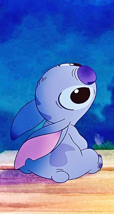 Stitch. Will probably always be my favorite Disney character. And I think he should be an honorary pokemon.