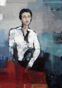 biała koszula Painting, Movies, Movie Posters, Design, Fotografia, Films, Painting Art, Film Poster, Film