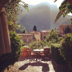 Mallorca, Spain #mallorca #spain #deia