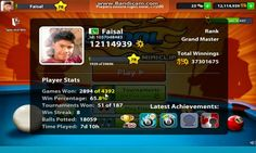 8 Ball Pool New Awesome Auto Win Magic Trick  #8Ball #Pool #Auto #Win #Magic #Trick