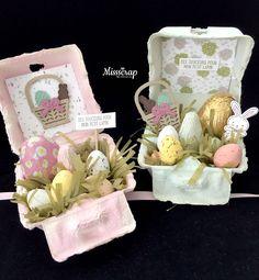 cadeaux hôtesse pour Pâques / Hostess gifts for Easter
