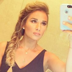 Jessie James Decker, I love her and her show! She's my girl crush for sure.