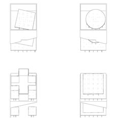 Diagramy stan allen abstract spatial diagrams pinterest pinterest headquarters by all of the abovedezeen14f publicscrutiny Images