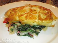 Potato Crusted Halibut-Anne Burrell