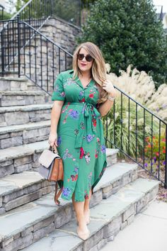 Fall Shirtdress