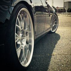 """19"""" Volk racing wheels on my previously owned Toyota MarkX GRX120"""