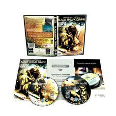 Black Hawk Down DVD 2002 2 Disc Set action double oscar winner army elite delta Black Hawk Down, Dvds For Sale, Helicopter Pilots, Delta Force, Oscar Winners, Army, Action, Gi Joe, Group Action