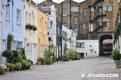 London mews road