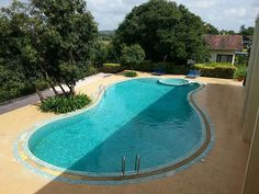 Panoramic Group's United 21 Vanvaso Resort Gir Swiming Pool