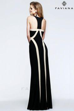 Faviana 7573 Faviana Fashion with an Attitude!