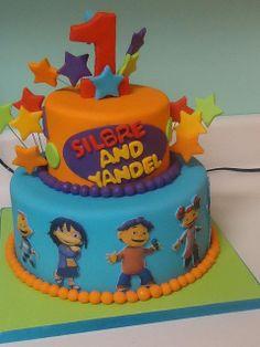 Sid the Science Kid Cake and Cupcakes Cake Birthdays and Kids