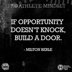A quote that inspires one of our Hyper Martial Arts Pro Athletes.