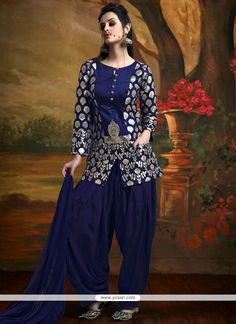 Riveting Banarasi Silk Readymade Suit Model: YOS8752