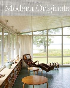 Library Friday - Modern Originals: At Home with MidCentury European Designers