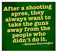 Gun control will only serve to make us legal, law abiding, Americans unarmed and waiting to be victimized by enemies within and outside America. TRUE THAT! Pro Gun, Liberal Logic, Liberal Hypocrisy, Socialism, Gun Rights, Civil Rights, Thing 1, Gun Control, 2nd Amendment