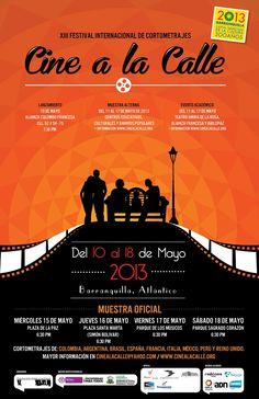 Festival Internacional de Cortometrajes Cine a la Calle