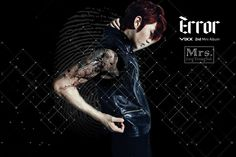 #ERROR #Vixx #LEO #Nnnnn #Ken #Ravi #HongBin #Hyuk