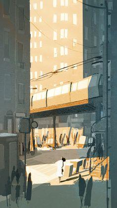 Urban - PascalCampion    http://pascalcampion.deviantart.com/