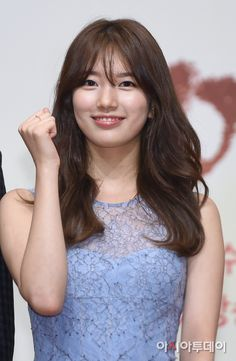 Korean Beauty, Asian Beauty, Korean Celebrities, Celebs, Medium Hair Styles, Short Hair Styles, Miss A Suzy, Bae Suzy, Korean Actresses