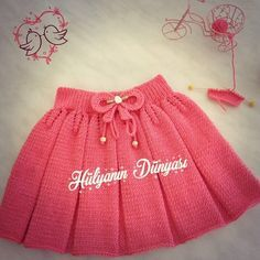 49 Ideas Knitting Skirt Pattern Kids For 2019 Crochet Baby Beanie, Knit Baby Dress, Baby Cardigan Knitting Pattern, Baby Knitting Patterns, Knit Crochet, Knitted Baby, Knitting Blogs, Knitting For Kids, Crochet For Kids