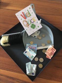Geldgeschenk zum Polterabend