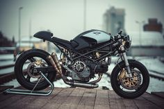 Ducati Monster 900 2001 By NCT Motorcycles